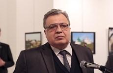 """Người chụp vụ giết Đại sứ Nga: """"Tôi là phóng viên, tôi phải làm việc"""""""