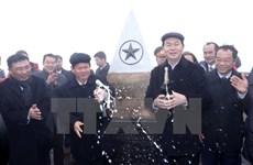 Tin nóng 13/1: Chính thức khai trương cột cờ tại đỉnh Fansipan