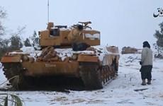 """IS tìm ra điểm yếu, tàn sát """"siêu tăng"""" Leopard lừng danh"""