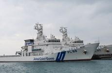 """Cận cảnh đội tàu tuần duyên hiện đại ở vùng biển """"nóng"""" nhất Nhật Bản"""