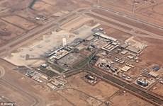 Nổ lớn, lửa cháy xuất hiện tại khu vực sân bay ở thủ đô Syria