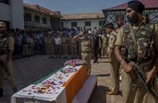 Ấn Độ nói vụ sát hại 6 cảnh sát là hành động ''hèn nhát''