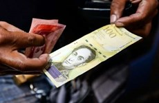 Venezuela hy vọng tiền điện tử Petro giúp giải quyết khó khăn kinh tế