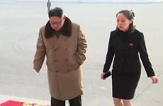 Seoul thông báo em gái ông Kim Jong Un có thể tới Hàn Quốc