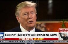 Tổng thống Trump hé lộ lý do không ký kết thỏa thuận với Triều Tiên