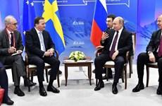 Tổng thống Putin gọi phiên dịch viên là 'tên tội phạm' vì dịch sai