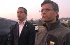 Có tiếng súng nổ bên ngoài căn cứ không quân ở Venezuela