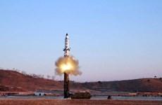 Báo Hàn Quốc nói Triều Tiên vừa bắn thử tên lửa tầm ngắn