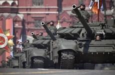 Lễ diễu binh mừng 74 năm Ngày chiến thắng tại Quảng trường Đỏ