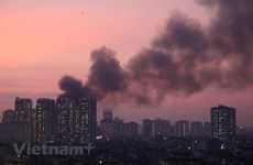 Toàn cảnh diễn biến và hậu quả vụ cháy tại Công ty Rạng Đông