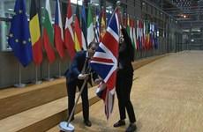Nước Anh đã chính thức không còn là thành viên Liên minh châu Âu