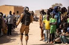 Hàng chục người chết trong vụ tấn công vào nhà thờ ở Burkina Faso