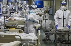 Hồ Bắc thông báo có thêm 93 ca tử vong mới vì dịch COVID-19