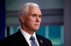 Phó Tổng thống Mỹ Mike Pence phải cách ly vì trợ lý mắc COVID-19
