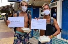 Thái Lan chăm sóc chu đáo du khách bị kẹt lại vì dịch COVID-19