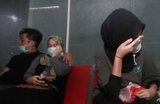 Nỗi đau đớn của thân nhân hành khách chuyến bay gặp nạn ở Indonesia