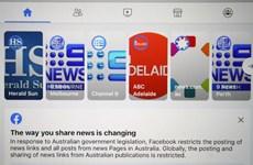 Toàn cảnh cuộc đối đầu giữa Australia và công ty Facebook