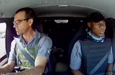 [Video] Lái xe chở tiền bình tĩnh chống trả dù bị cướp bắn điên cuồng