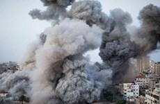 Giao tranh ác liệt giữa Israel và Hamas tại Dải Gaza