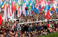 Mỹ chỉ trích cảnh sát Ukraine trấn áp người biểu tình