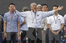 Tư lệnh quân đội Thái Lan lại đồng ý gặp thủ lĩnh phe biểu tình