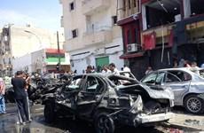 Đánh bom liều chết tại Libya, 13 binh sỹ thiệt mạng