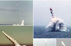 Nga phóng thử thành công tên lửa đạn đạo liên lục địa mới