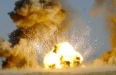 Quân nổi dậy Syria tấn công dữ dội 2 kho vũ khí hóa học