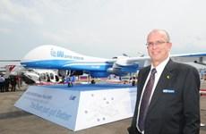 Israel giới thiệu máy bay không người lái Super Heron