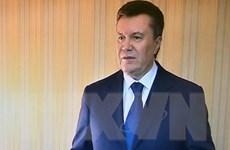 Bộ Nội vụ Ukraine phát lệnh bắt giữ ông Yanukovych