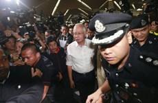 Thủ tướng Malaysia họp báo về số phận chiếc máy bay mất tích