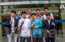 The Guardian giới thiệu bản tin bằng nhạc rap của VietnamPlus