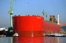 Trung Quốc có thể xây nhà máy khí hóa lỏng nổi trên Biển Đông