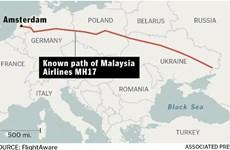 Tình báo Ukraine hé lộ cuộc điện đàm bí ẩn về vụ máy bay Malaysia rơi