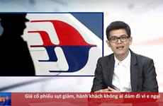 RapNews về các vụ rơi máy bay, vỡ ống nước Sông Đà và Toàn Shinoda