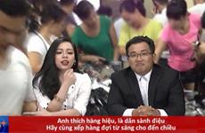 Ca sĩ Hà Linh tham gia RapNews 19: Nghi án Chùa Bồ Đề, dịch Ebola