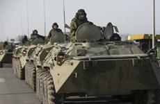 Nga bác tin cung cấp 30 xe tăng cho Cộng hòa Donetsk tự xưng