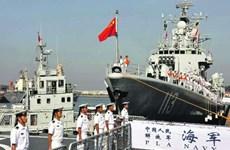 Philippines phản đối tàu Trung Quốc tuần tra ở khu vực Bãi Cỏ Rong