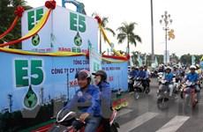 Tuổi trẻ Quảng Ngãi hưởng ứng ngày tuyên truyền sử dụng xăng E5 RON 92