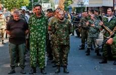 Chính quyền Kiev bắt dân thường làm tù binh để đổi lấy lính Ukraine