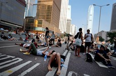 Liên hợp quốc hối thúc tìm giải pháp hòa bình cho Hong Kong