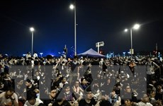 Hãng AFP: Sinh viên Hong Kong đồng ý đàm phán với chính quyền