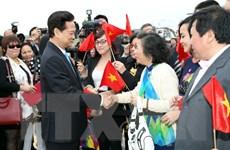 Làm tốt vai trò cầu nối hữu nghị thúc đẩy quan hệ hợp tác Việt Nam-Bỉ