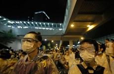 """Liên minh vận tải ra """"tối hậu thư"""" cho sinh viên Hong Kong biểu tình"""