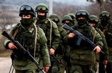 Pháp quan ngại việc Nga tăng cường hiện diện quân sự ở Syria