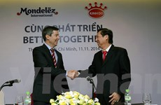 Mondelēz International đầu tư 370 triệu USD vào Công ty Kinh Đô