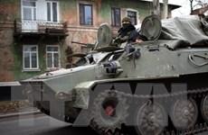 Ukraine tuyên bố tình hình an ninh ở miền Đông ngày càng xấu