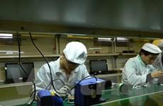 [Photo] Cận cảnh nhà máy sản xuất smartphone của VNPT Technology