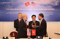 Boeing cam kết hỗ trợ năng lực không gian của Việt Nam