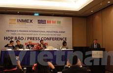 Hơn 300 doanh nghiệp tham gia triển lãm hàng hải quốc tế tại Việt Nam